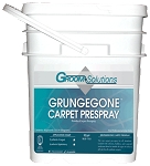 Groom Solutions Grungegone Carpet Prespray 40 lb Pail