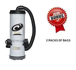 Proteam Backpack Vacuum MegaVac