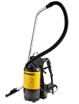 Tornado Roam Aircomfort Battery Backpack Vacuum 6 Quart