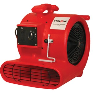 Syclone GFCI Air Mover 1/3 HP