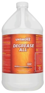 Unsmoke Degrease-All  Case